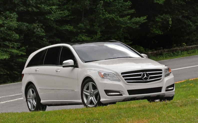 AM General Selected to Build Mercedes-Benz R-Class for China