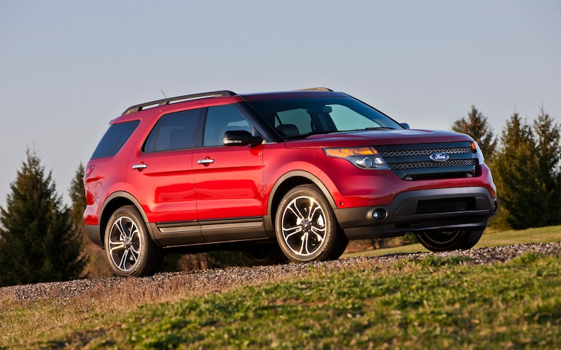 Ford Recalls Explorer, Lincoln MKT Limo, and Super Duty Ambulance