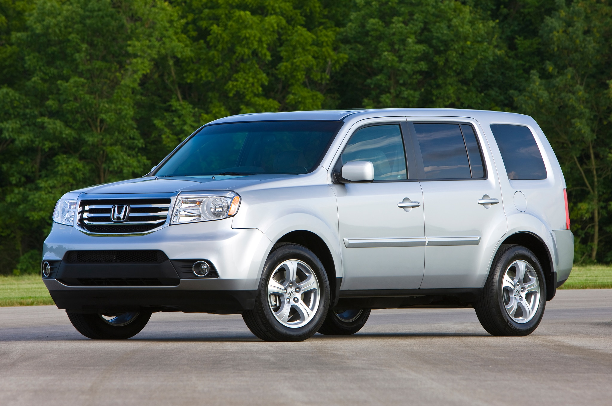 2014 Honda Pilot Photo Gallery
