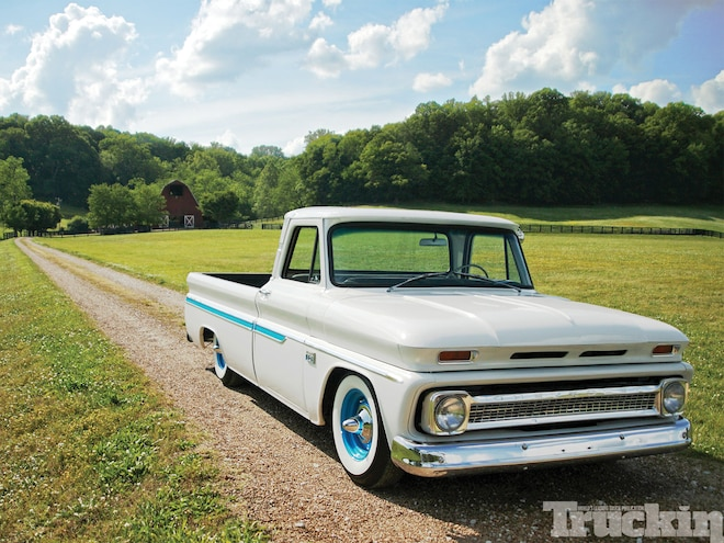 Sunset Chevy - 1966 Chevrolet C10