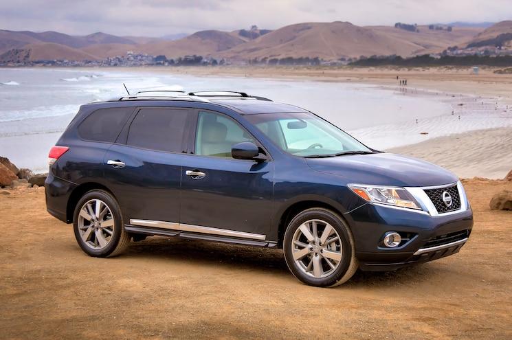 Nissan Recalls 2013-2014 Pathfinder, 2008-2014 Rogue
