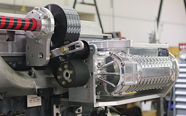 Banks Power Mike Ryan Freightliner Supercharger