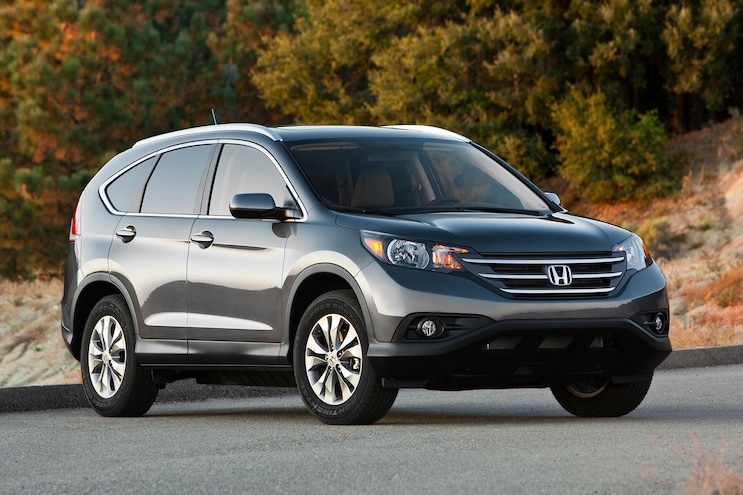 2013 December and Year-End SUV Sales