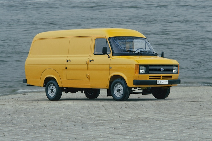 1978 Ford Transit 2nd Generation Right Front 1
