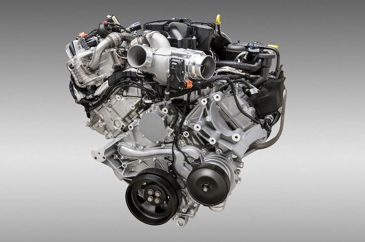 6.7 Powerstroke Specs >> Second Generation Ford 6 7l Power Stroke Torque Specs