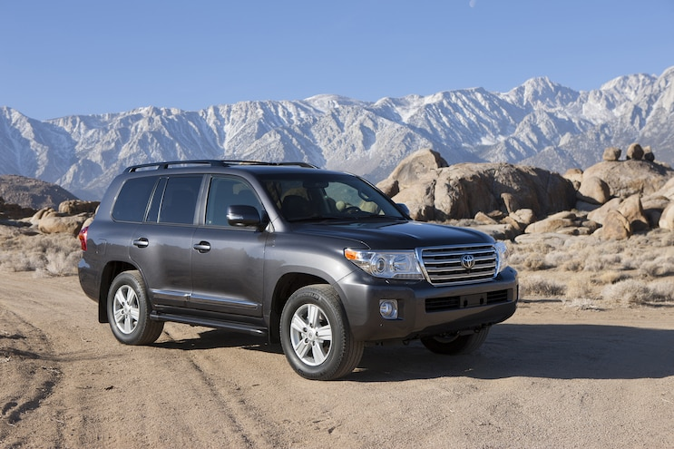 My Favorite Toyota: Land Cruiser