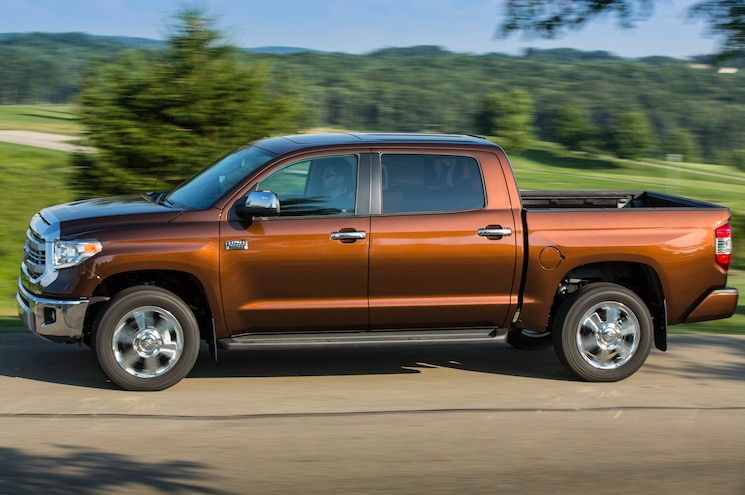 2014 Toyota Tundra Limited and 1794 Edition First Drive