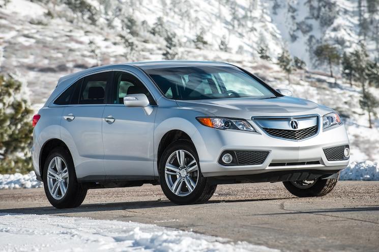 2013 Acura RDX AWD Long Term Verdict