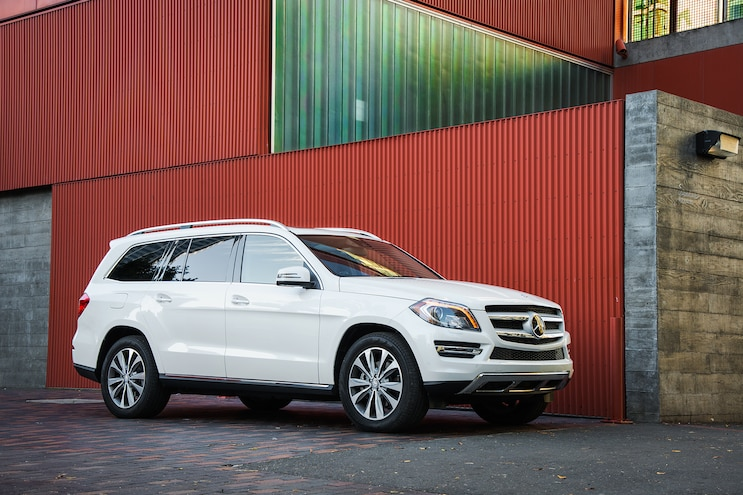 2013 Mercedes-Benz GL350 Bluetec Long-Term Update 4
