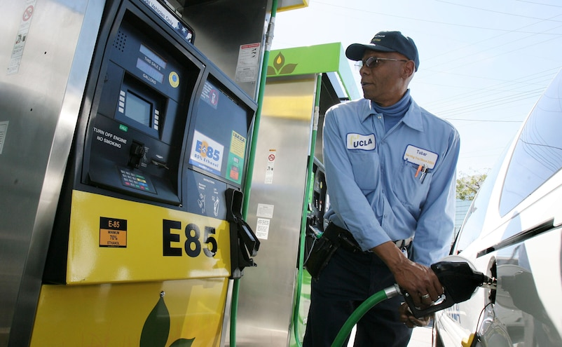 EPA Raises Ethanol Quota for 2017