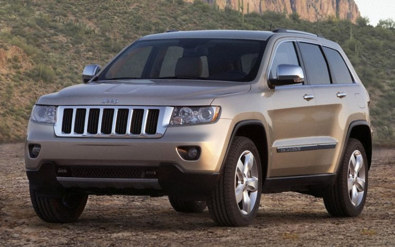 Fiat Chrysler Automobiles Recalls 350k Jeep and Dodge SUVs for Fire Risk