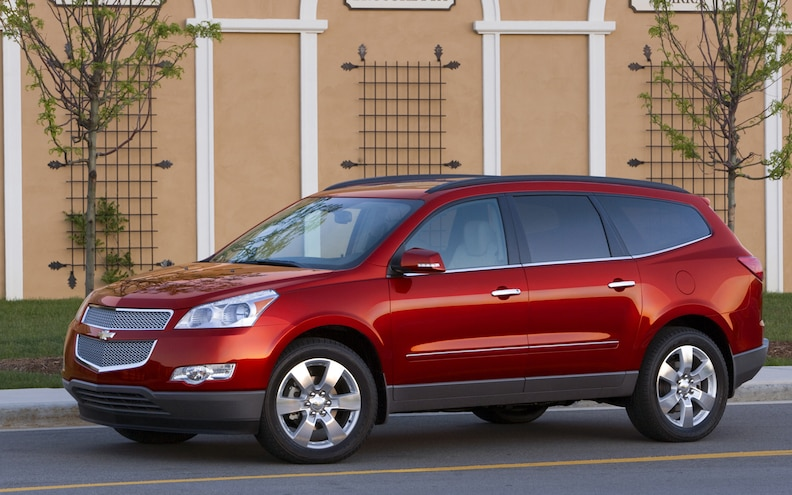 GM Recalls More than 600,000 Crossovers For Liftgate Issue