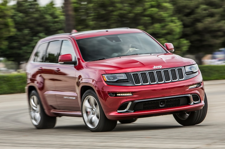 2014 Jeep Grand Cherokee SRT First Test