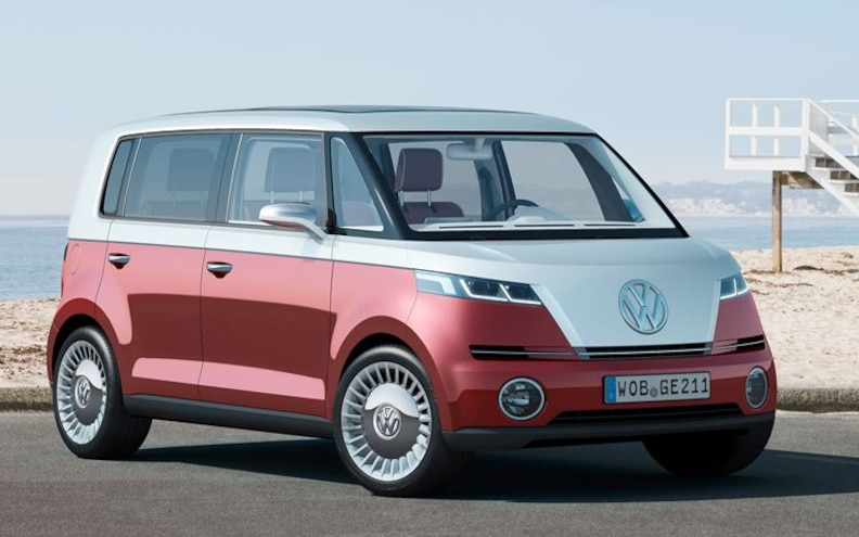 Electric VW Microbus Could Debut at CES