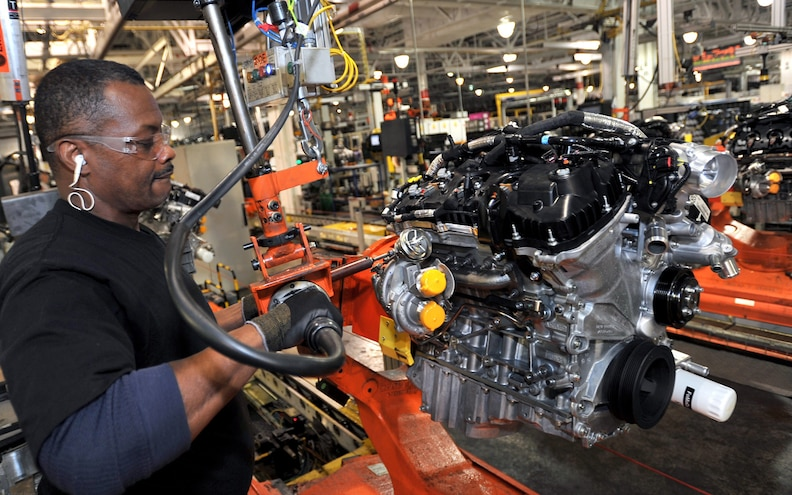 Ford Upgrading Cleveland Engine Plant that Supplies F-150