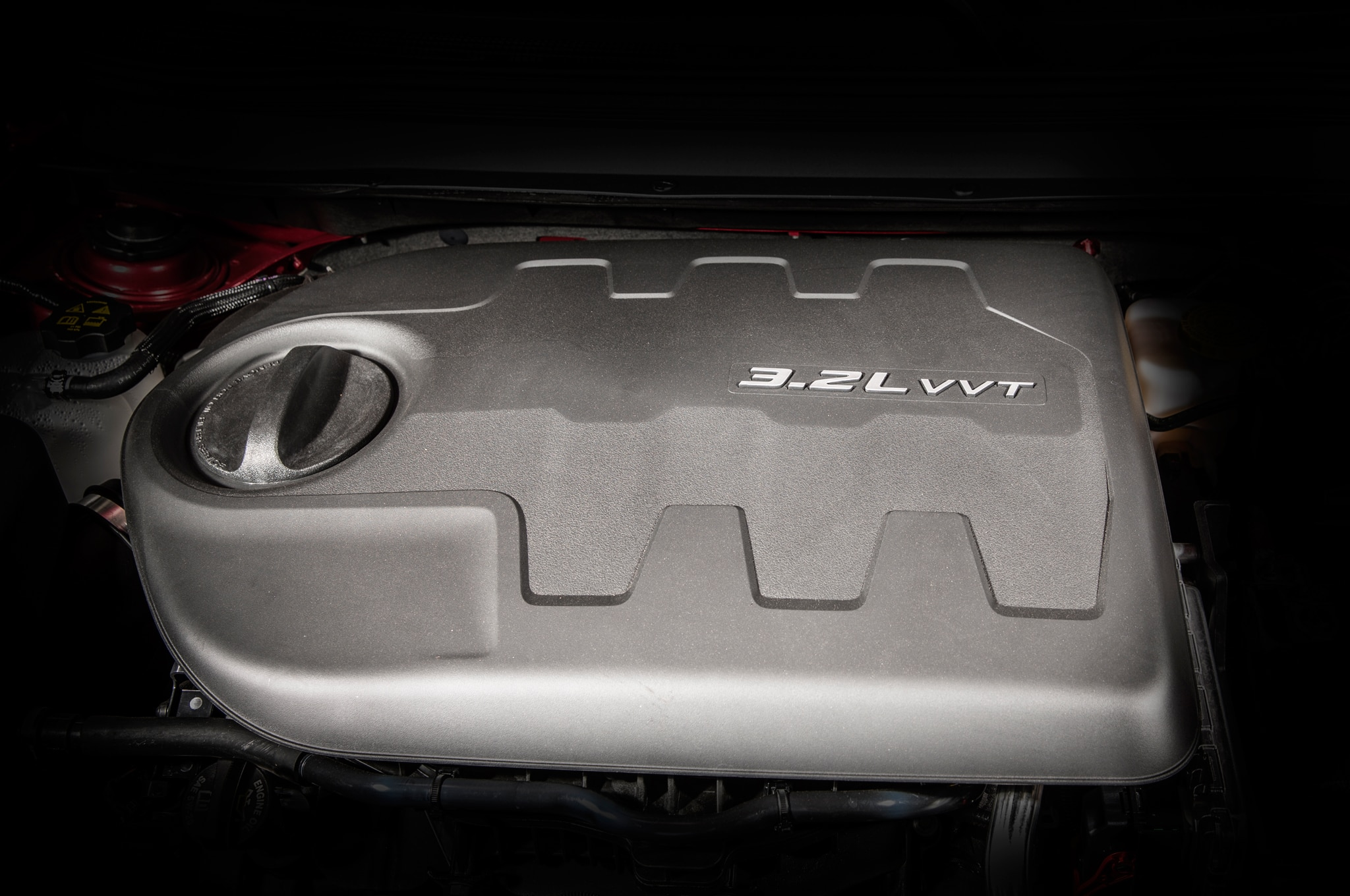 2014 Jeep Cherokee TrailHawk Engine