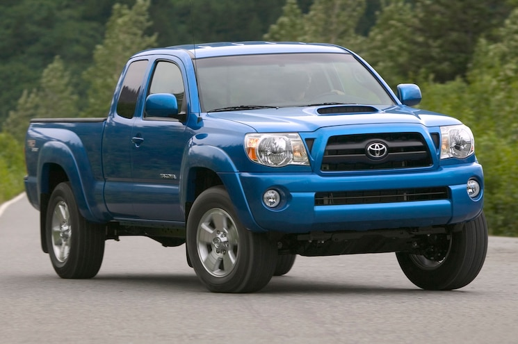 2005 Truck of the Year Winner: Toyota Tacoma