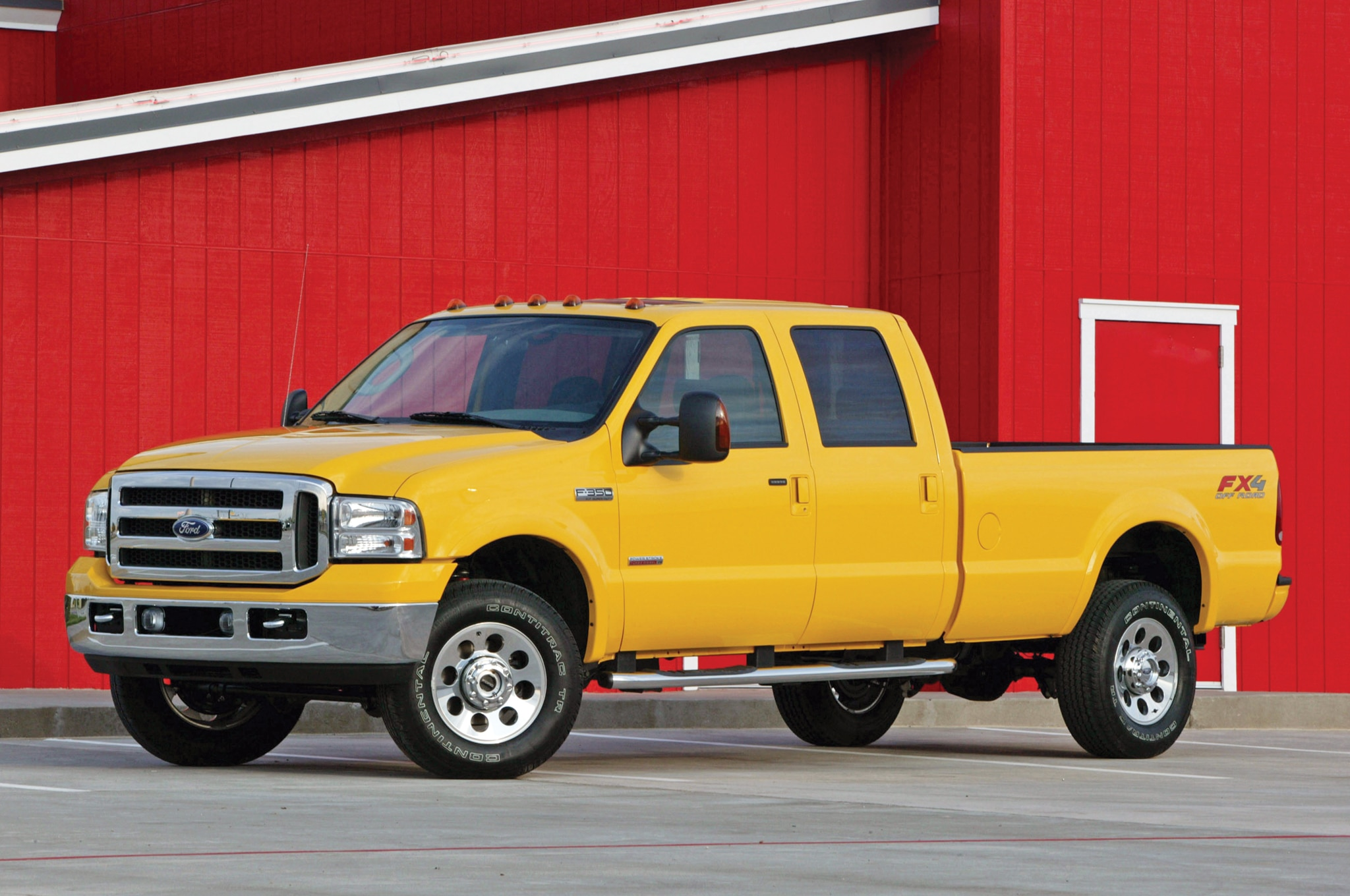 2003 2007 Ford F 250 350 Super Duty Pre Owned Truck Trend