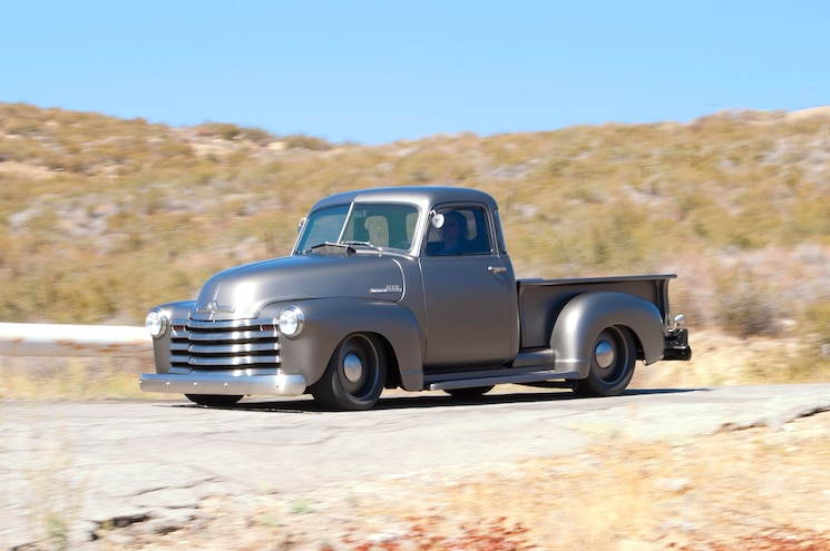 ICON Thriftmaster Chevrolet Pickup Front View