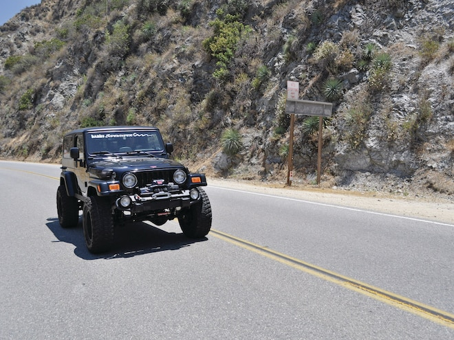 Jeep Wrangler Banks Power Sidewinder Turbo System In Motion 07