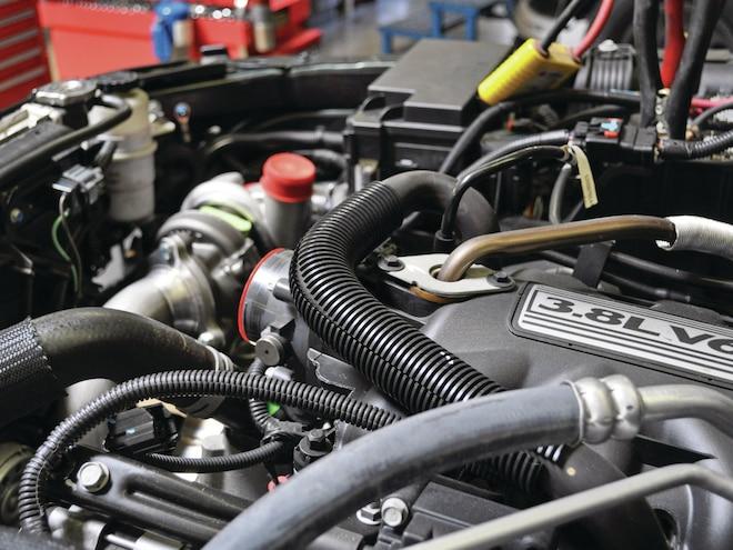 Jeep Wrangler Banks Power Sidewinder Turbo System 08