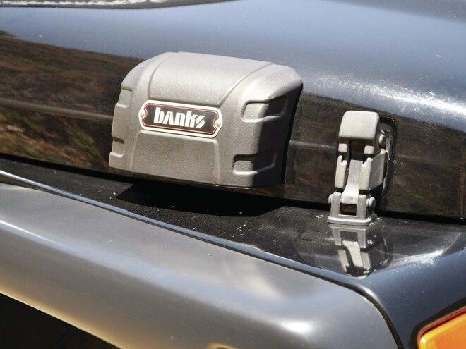 Jeep Wrangler Banks Power Sidewinder Turbo System 03