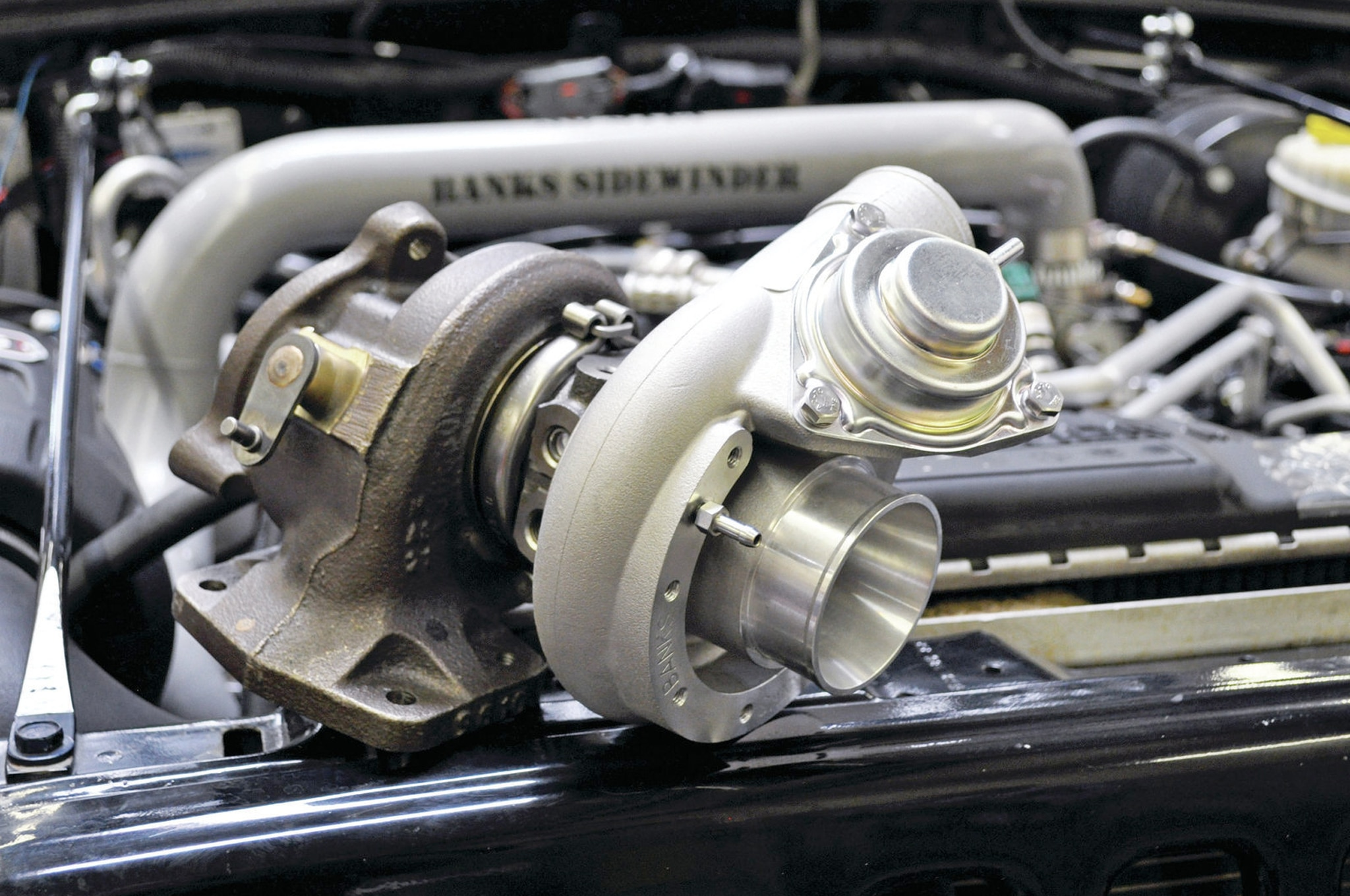 Jeep Wrangler Banks Sidewinder Turbo System Tech And How To