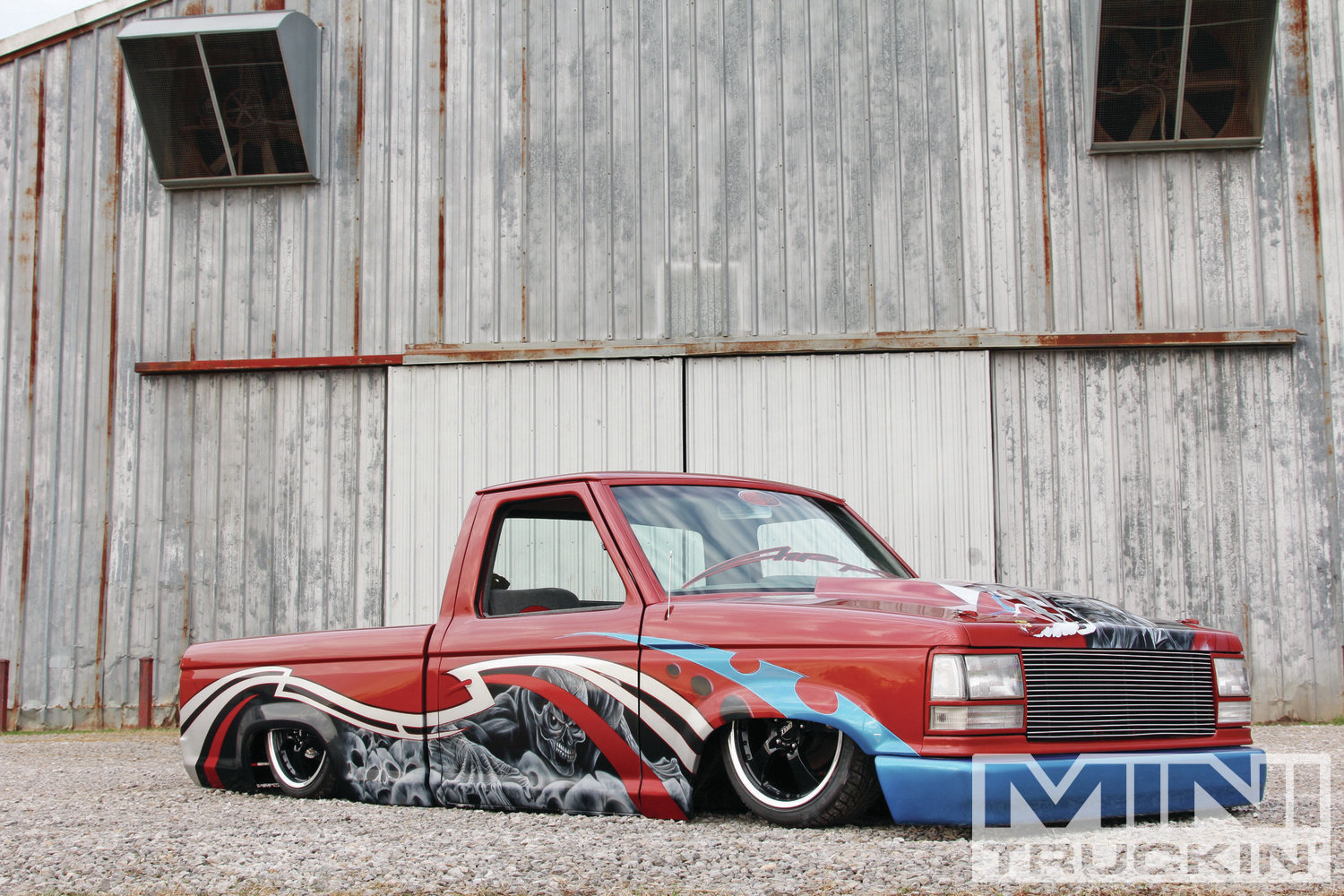 1992 Ford Ranger - The Recluse