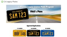 California Legacy Plates >> California Legacy License Plate Program Mini Truckin Magazine