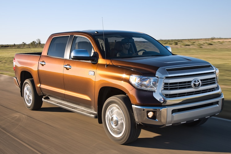 Tundra 1794 Edition >> 2014 Toyota Tundra 1794 Edition First Test Truck Trend