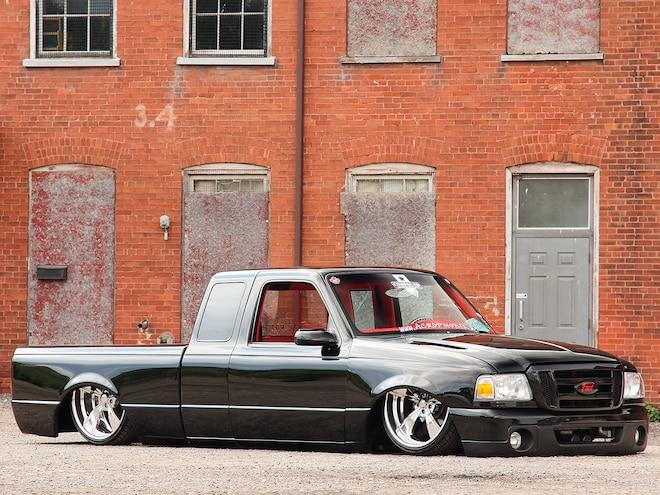 1995 Ford Ranger - Rearranged