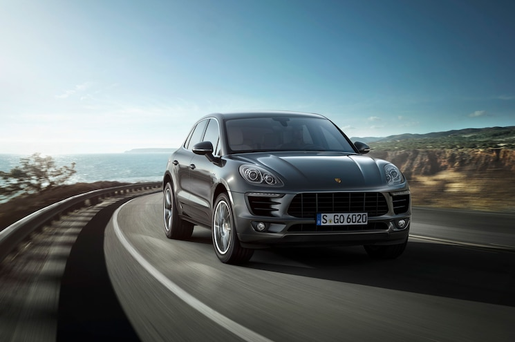 Porsche Macan In High U.S. Demand