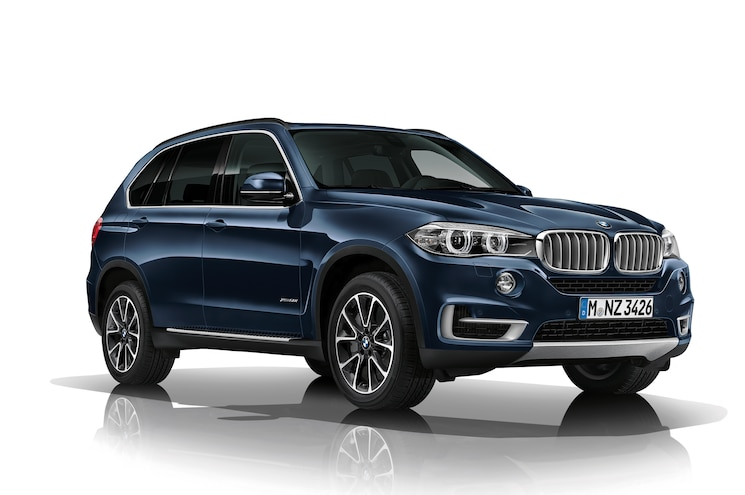 BMW Armored X5 SUV: Because Anonymity Can Be A Useful Feature