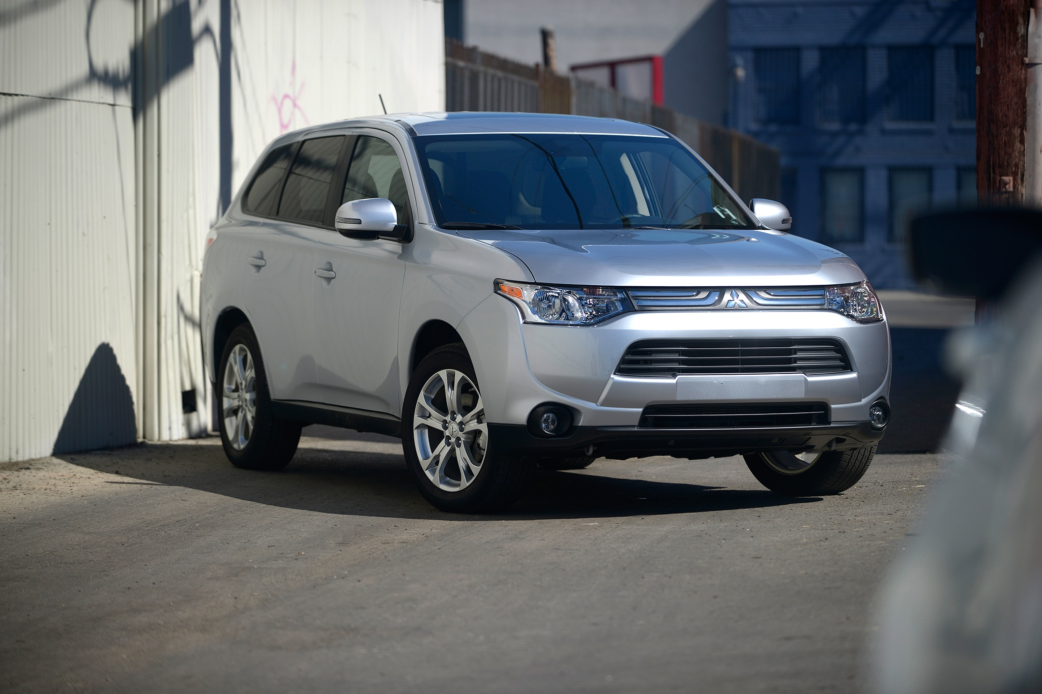 2014 Mitsubishi Outlander SE S-AWC Long-Term Update 2