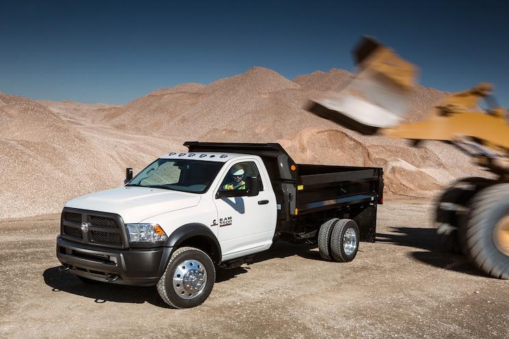 FCA Issues Water Pump Recall for Cummins-Powered Ram Heavy Duty Trucks