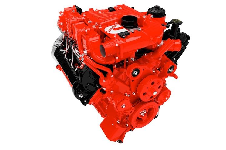 Diesel Nissan Titan: Cummins 5.0L V8 Turbo Diesel Engine