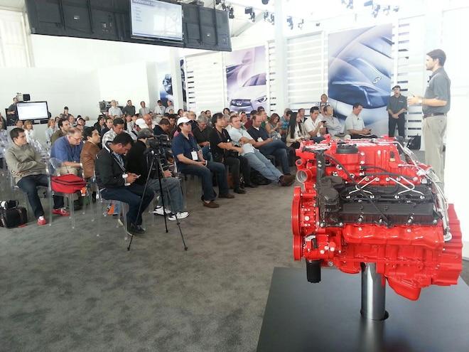 Nissan Titan Diesel Cummins 5 0l Turbo Diesel Engine