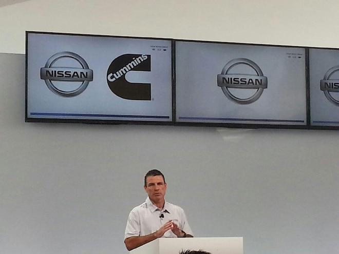 Diesel Nissan Titan Announcement Nissan 360