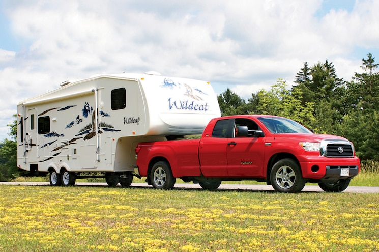 Towing Rules and Regulations Throughout Canada - Truck Trend