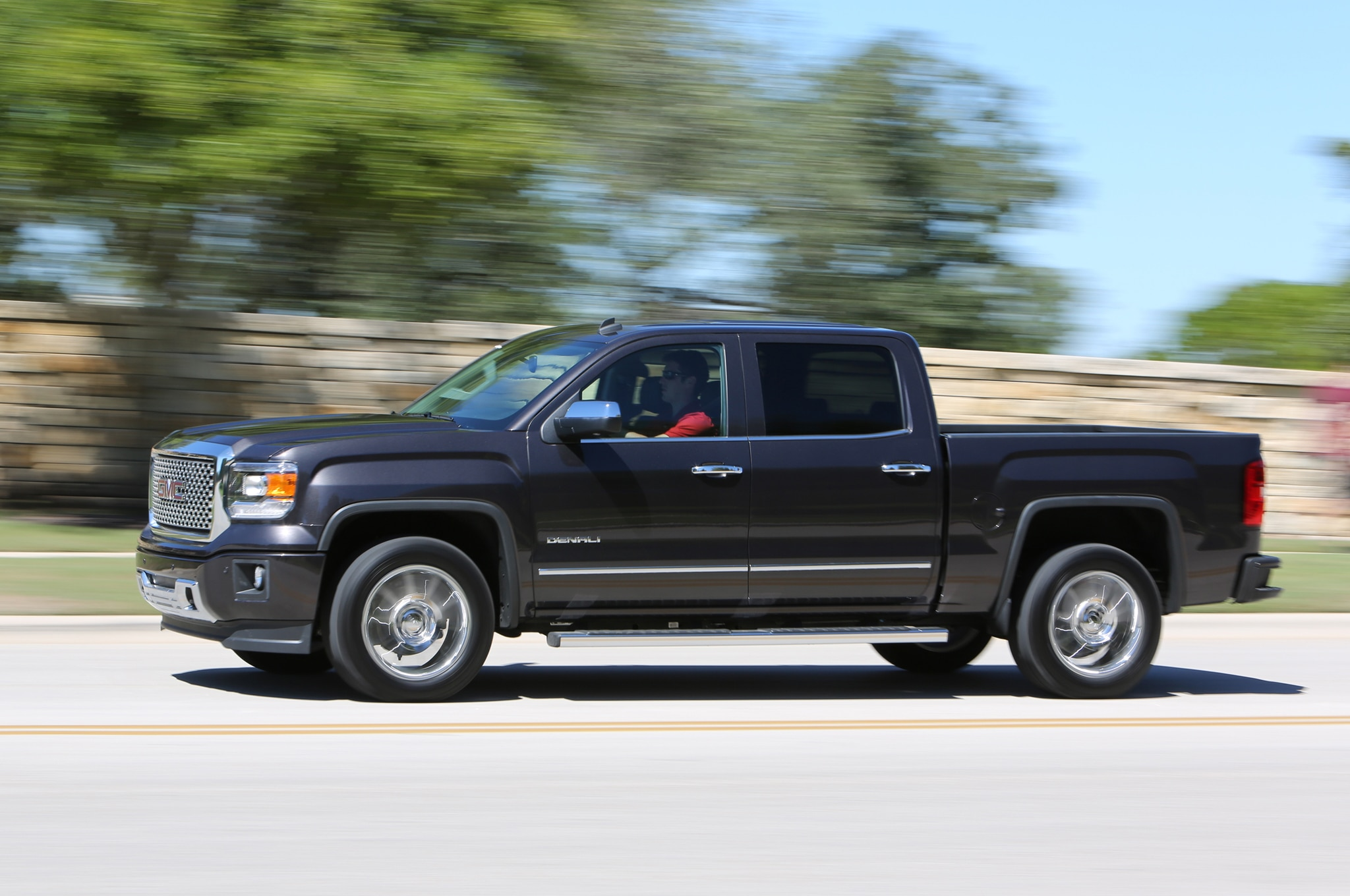 2014 GMC Sierra 1500 Denali CrewCab In Motion