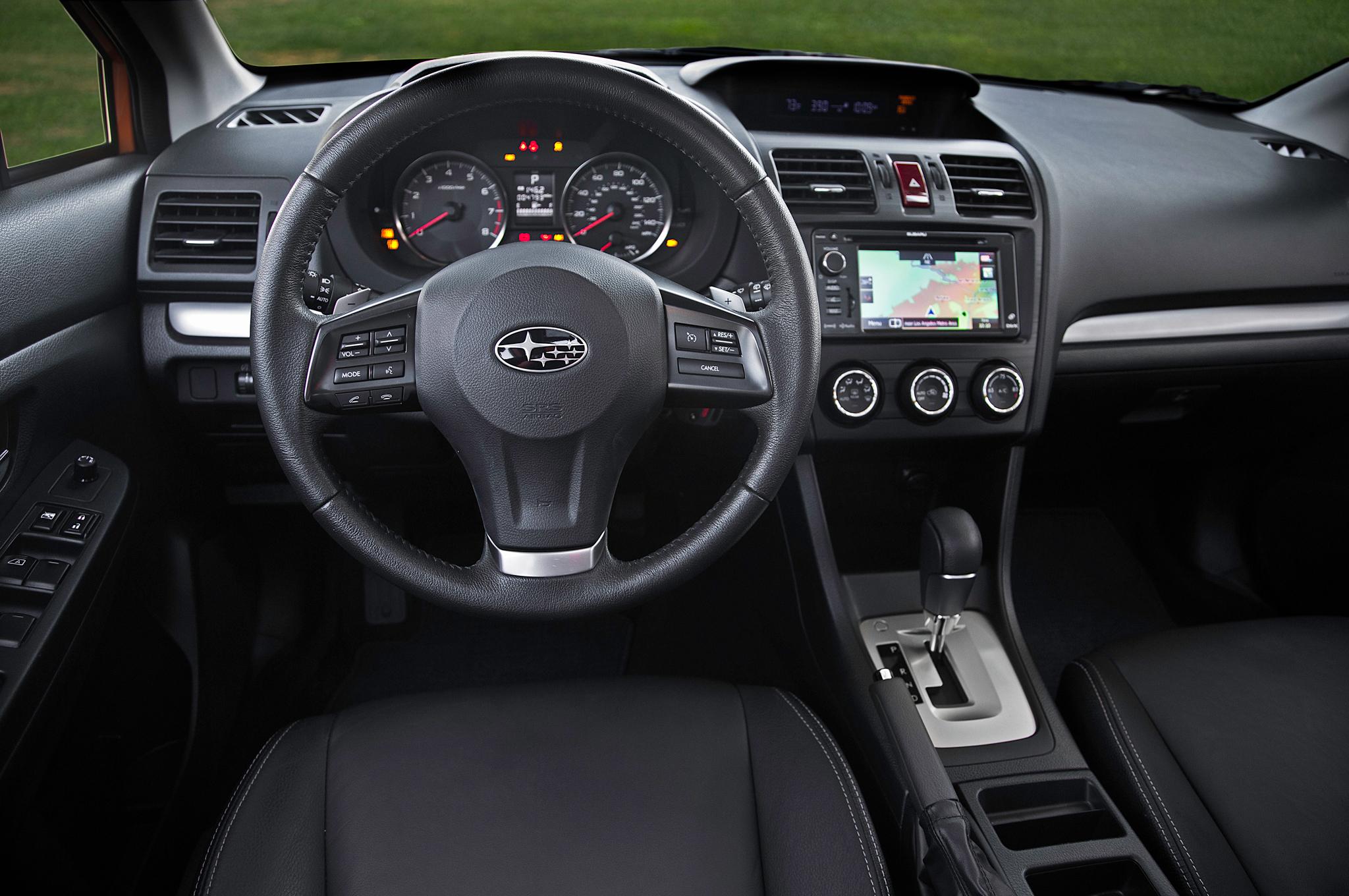 2013 Subaru Xv Crosstrek 2.0 I Limited >> 2013 Subaru Xv Crosstrek 2 0i Limited First Test Photo Image Gallery