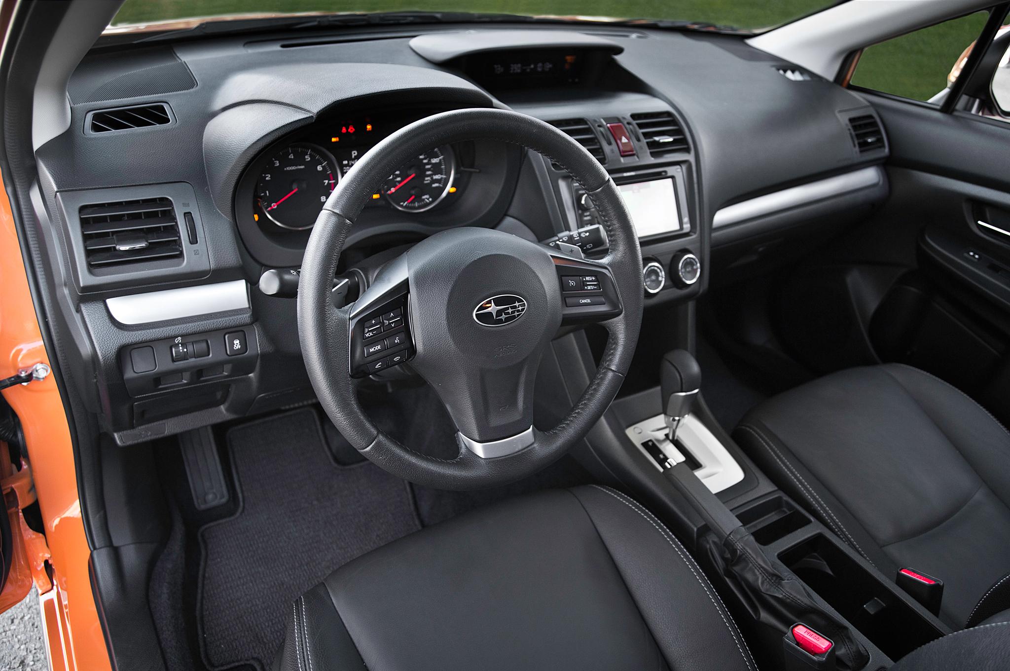 2014 Subaru Xv Crosstrek 2.0I Limited >> 2013 Subaru Xv Crosstrek 2 0i Limited First Test Photo