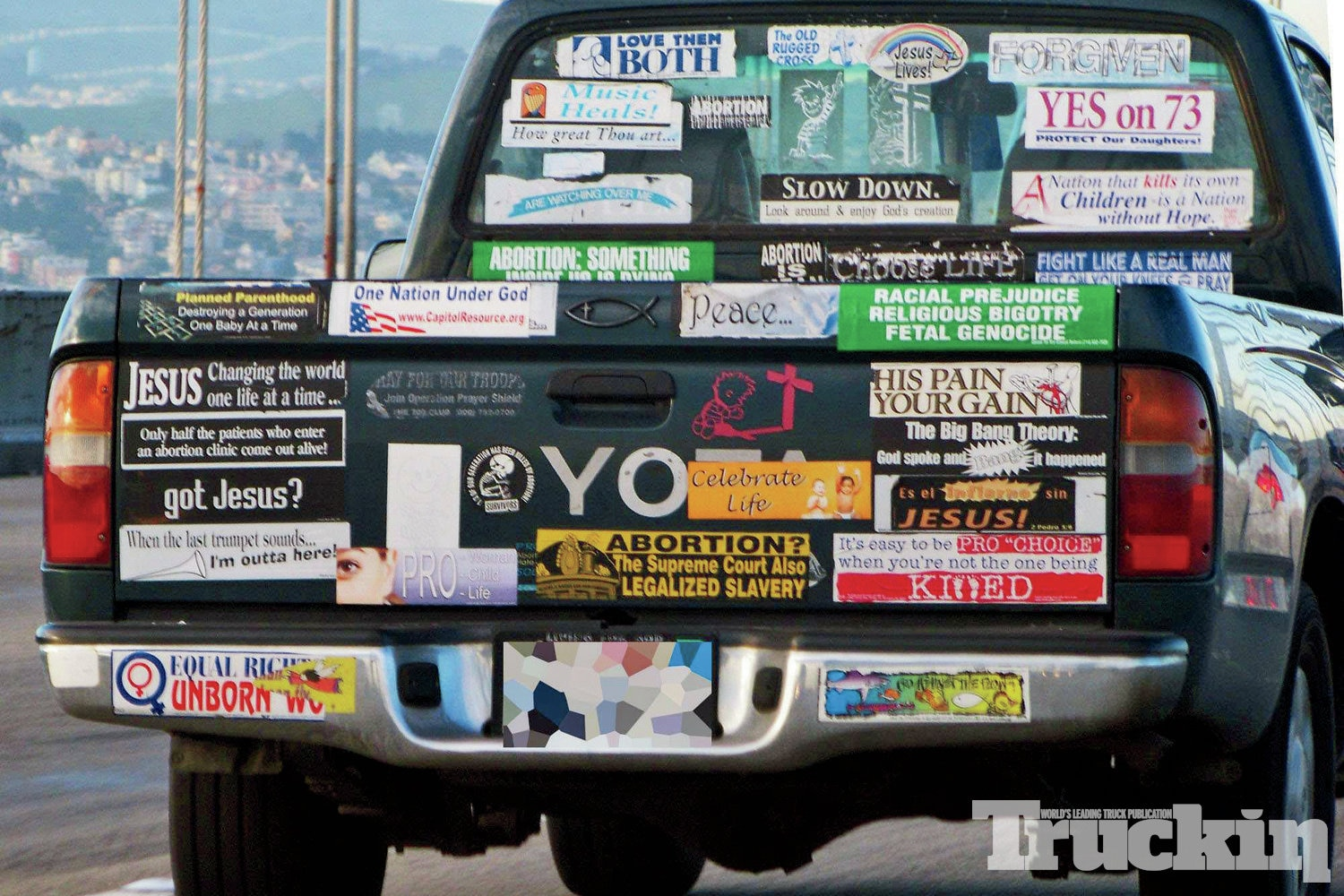 Parting Shot - Best and Worst Bumper Stickers