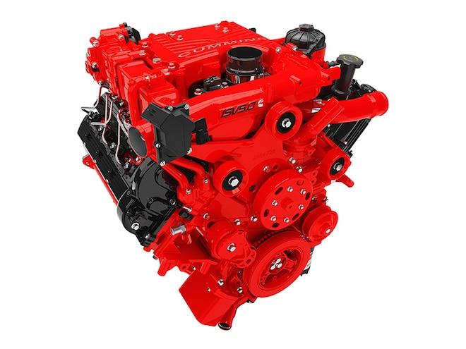 Cummins ISV5.0: V8 Diesel Engine