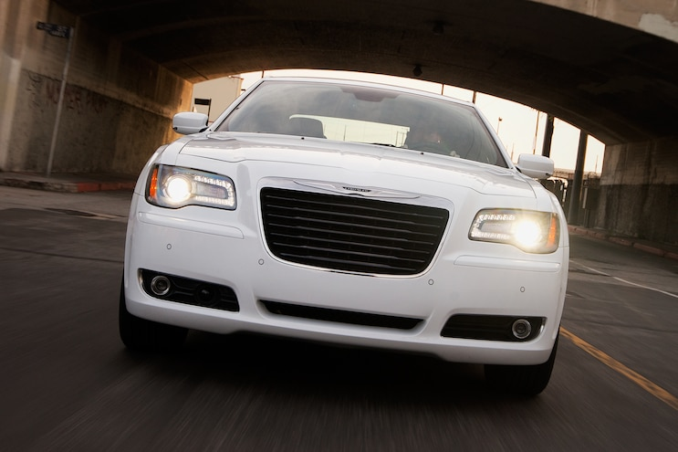2013 Chrysler 300S Grille View 1