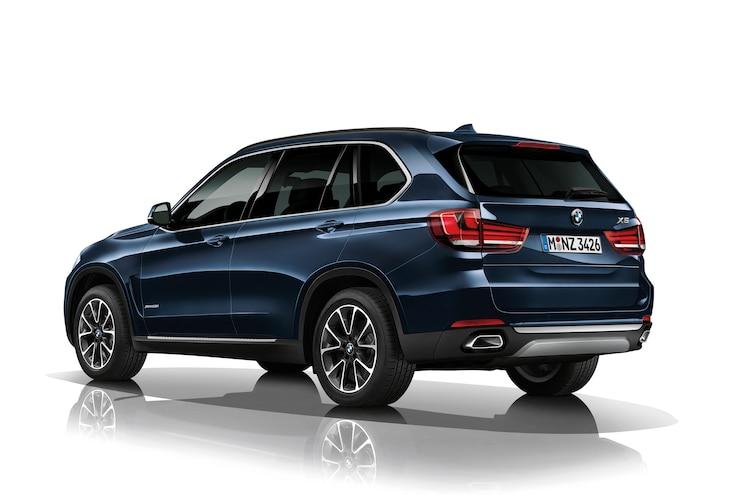 BMW Concept X5 Security Plus Rear