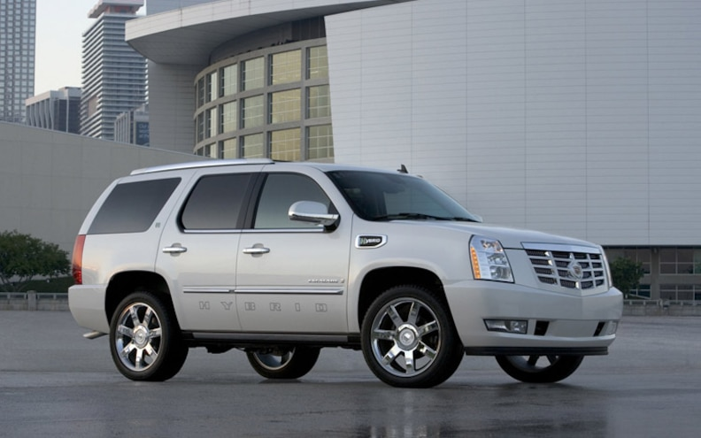 Cadillac Might Offer 2020 Escalade With Hybrid and Performance Powertrains