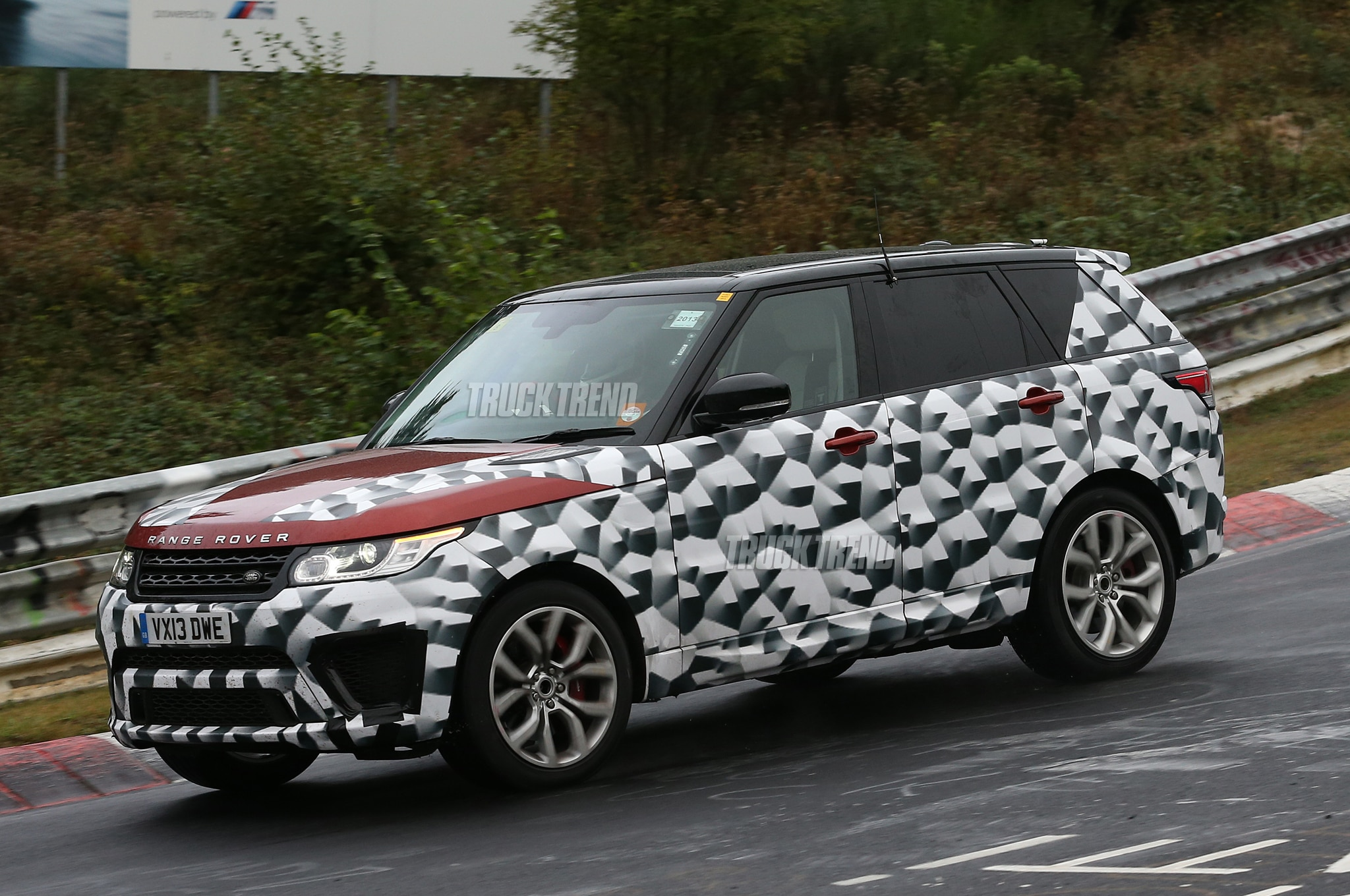 Caught! 2015 Range Rover Sport R-S With 550-HP