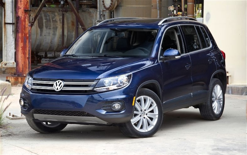 2009-2014 Volkswagen Tiguan Recalled for Fuel System Issue