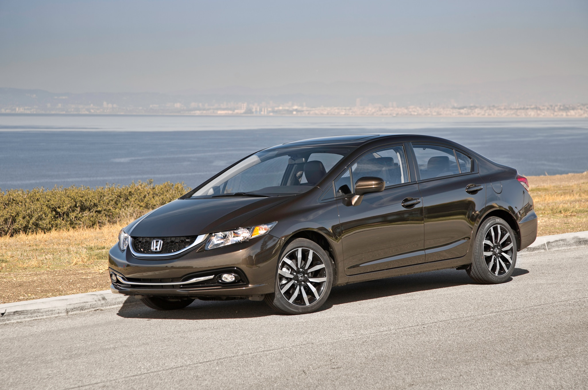 2014 Honda Civic Ex L First Test Motor Trend